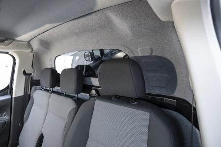 Safeman Prefence komfortvägg för Peugeot Partner
